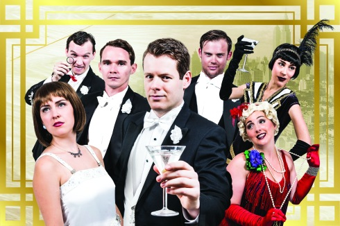 The Great Gatsby at Derby Theatre