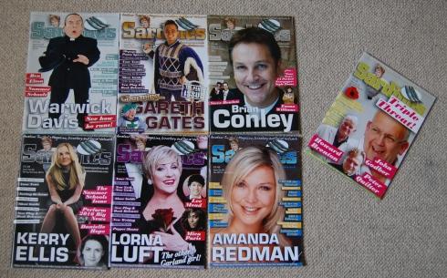 Sardines magazines