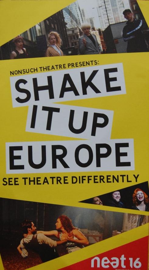 shake it up europe
