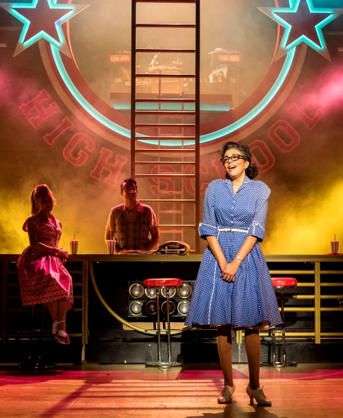 shobna-gulati-as-miss-lynch-grease-at-curve-leicester-photo-manuel-harlan