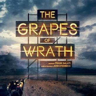 the unity of a family in the grapes of wrath by john steinbeck In john steinbeck's the grapes of wrath, thousands of people have have lost their jobs, their homes and their land, and have been forced to pack up and move across.
