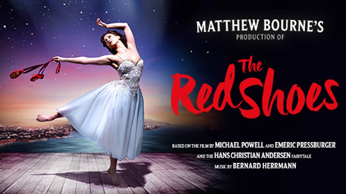 The Red Shoes Ballet Nottingham