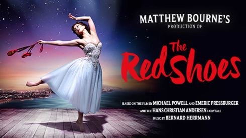 Nottingham Theatre Michael Bourne The Red Shoes
