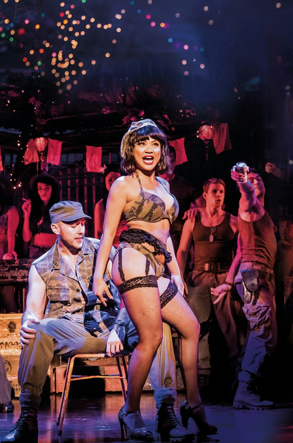 Review: Miss Saigon (touring UK and Ireland) Curve Leicester.