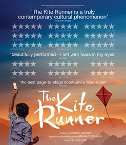 review the kite runner by khaled