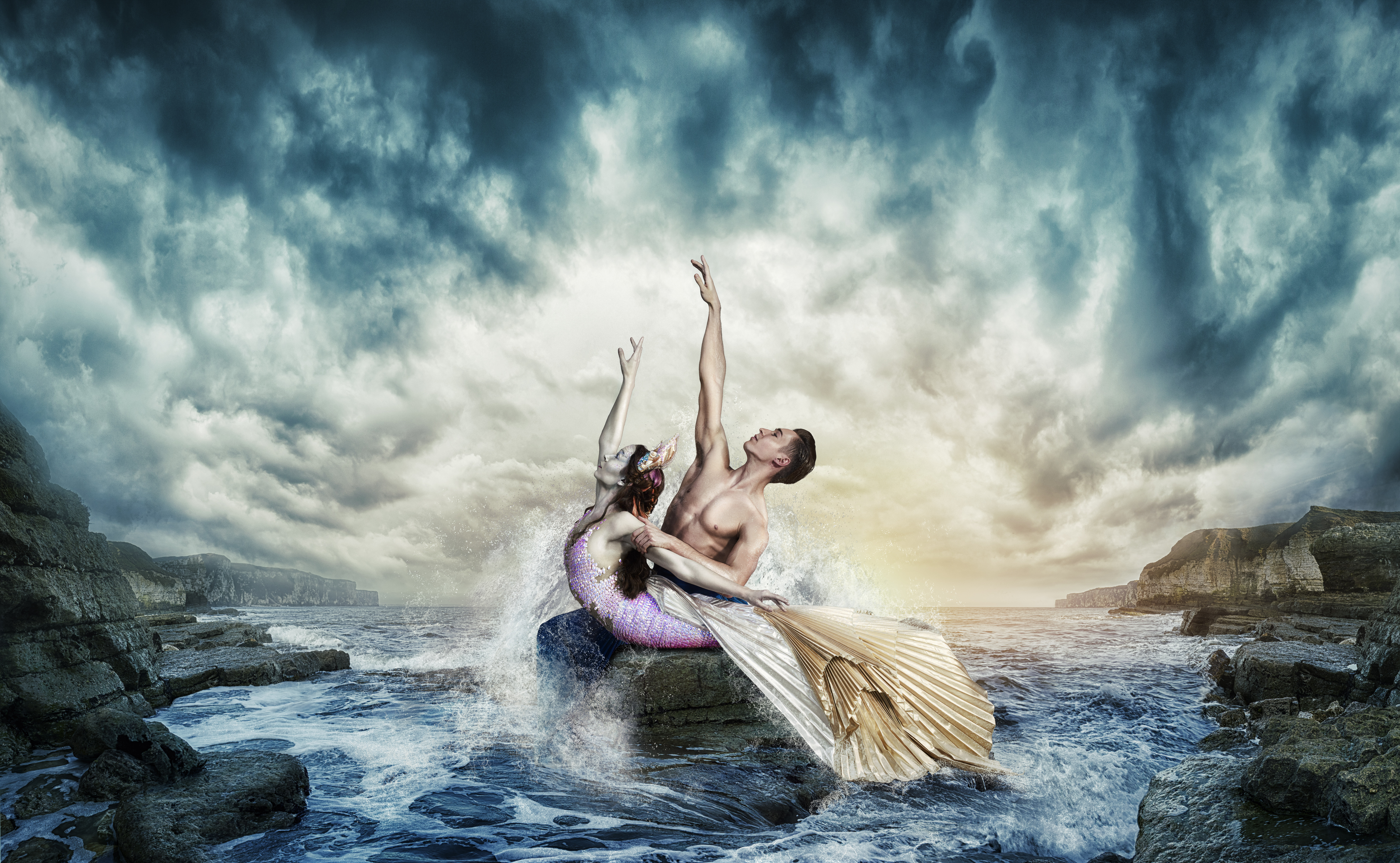 Interview with Northern Ballet's The Little Mermaid