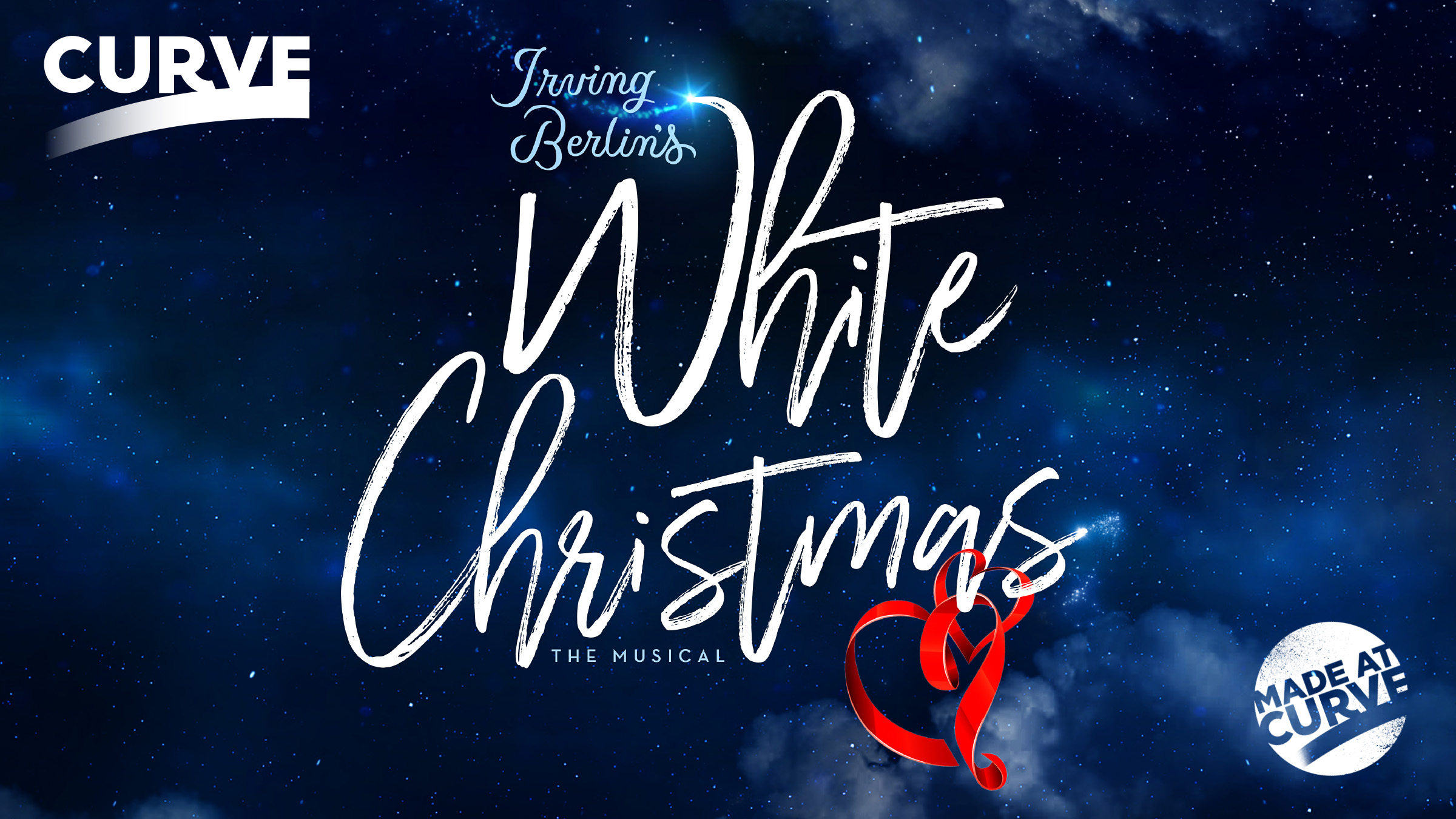 promo curve leicester full casting of white christmas - When Was White Christmas Written