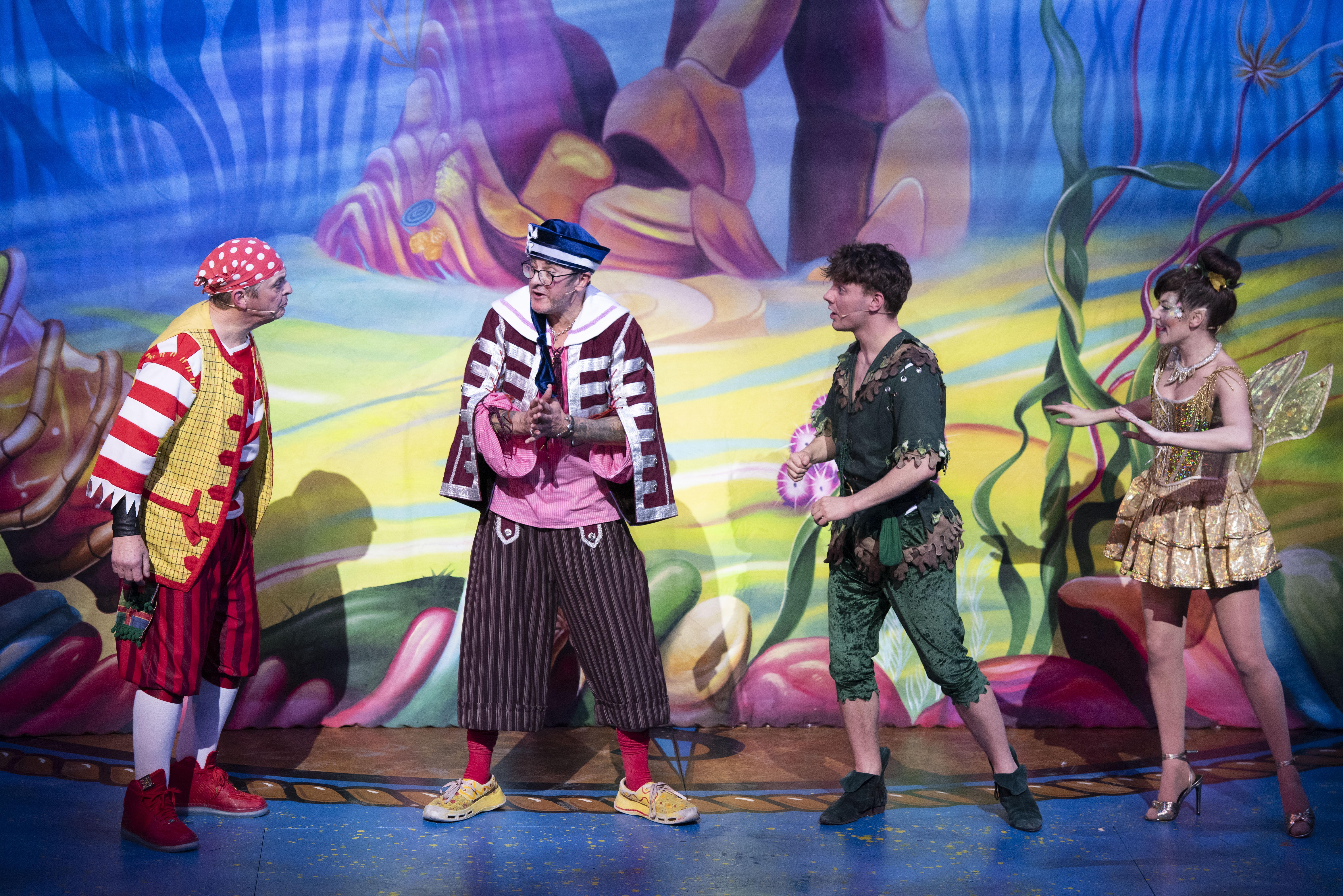 Review: Peter Pan  Nottingham Theatre Royal  | East Midlands