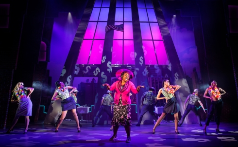 Ghost: Oda Mae Brown & company singing