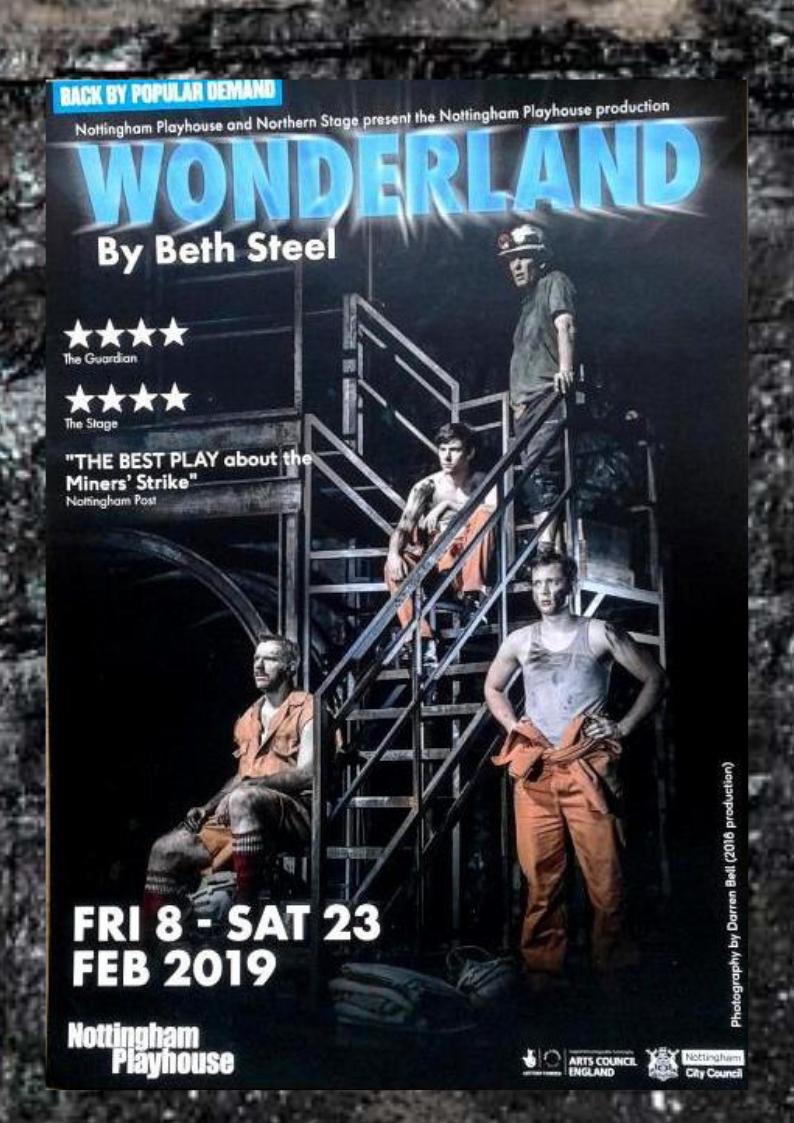 Promo: Beth Steel's acclaimed Nottinghamshire mining drama