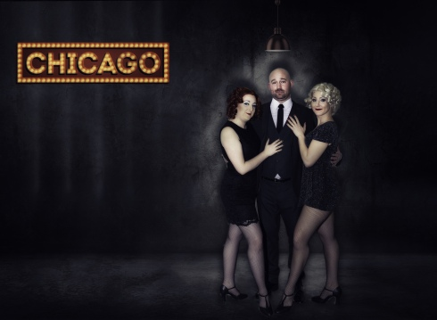 Chicago - Velma, Billy & Roxie