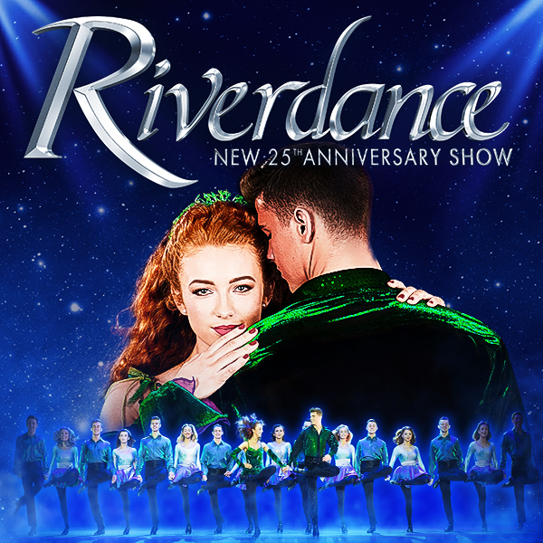 Image result for riverdance 25th year anniversary logo