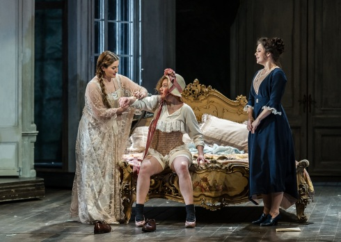The Marriage of Figaro by Opera North
