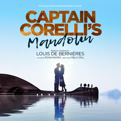 Promo: Captain Corelli's Mandolin  An interview with author Louis de