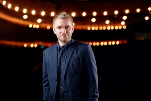 Adam Penford, Artistic Director at Nottingham Playhouse photo credit Creative by Wren - low res
