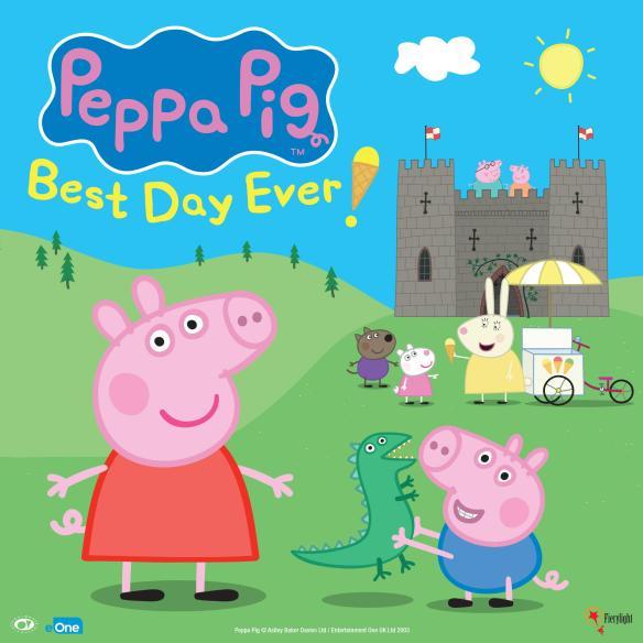 Peppa Pig East Midlands Theatre