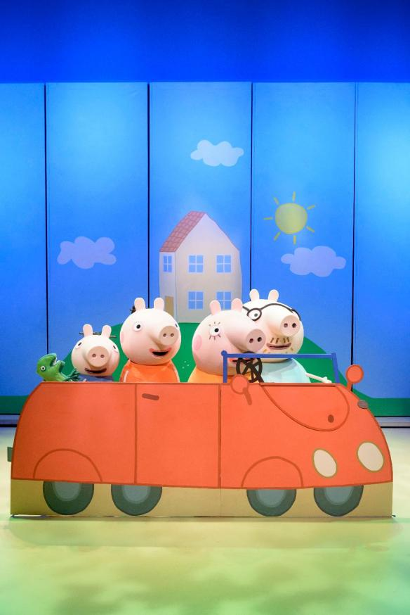 Promo Peppa The Pig Best Day Ever 4 5 April 2020 Nottingham