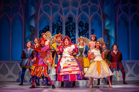 034_Nottingham Playhouse Sleeping Beauty 2019_Pamela Raith Photography