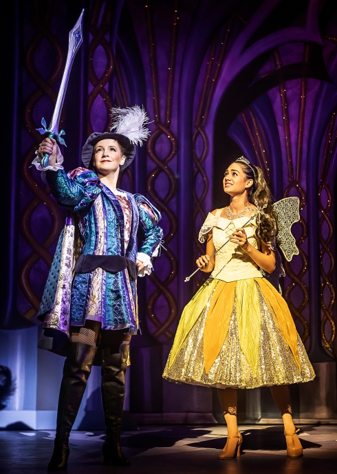 087_Nottingham Playhouse Sleeping Beauty 2019_Pamela Raith Photography