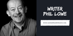 writer Phil Lowe